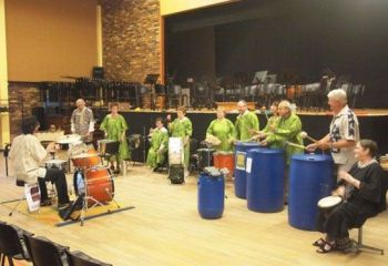 le-groupe-de-percussions